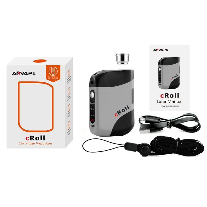 cRoll Dab Pen Battery