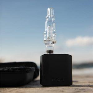 Aovape TRIO dry herb vaporizer